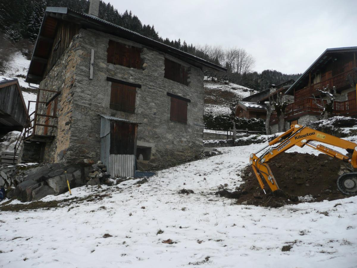 Etude d'eaux pluviales par votre géologue à Arvillard en Savoie (73)