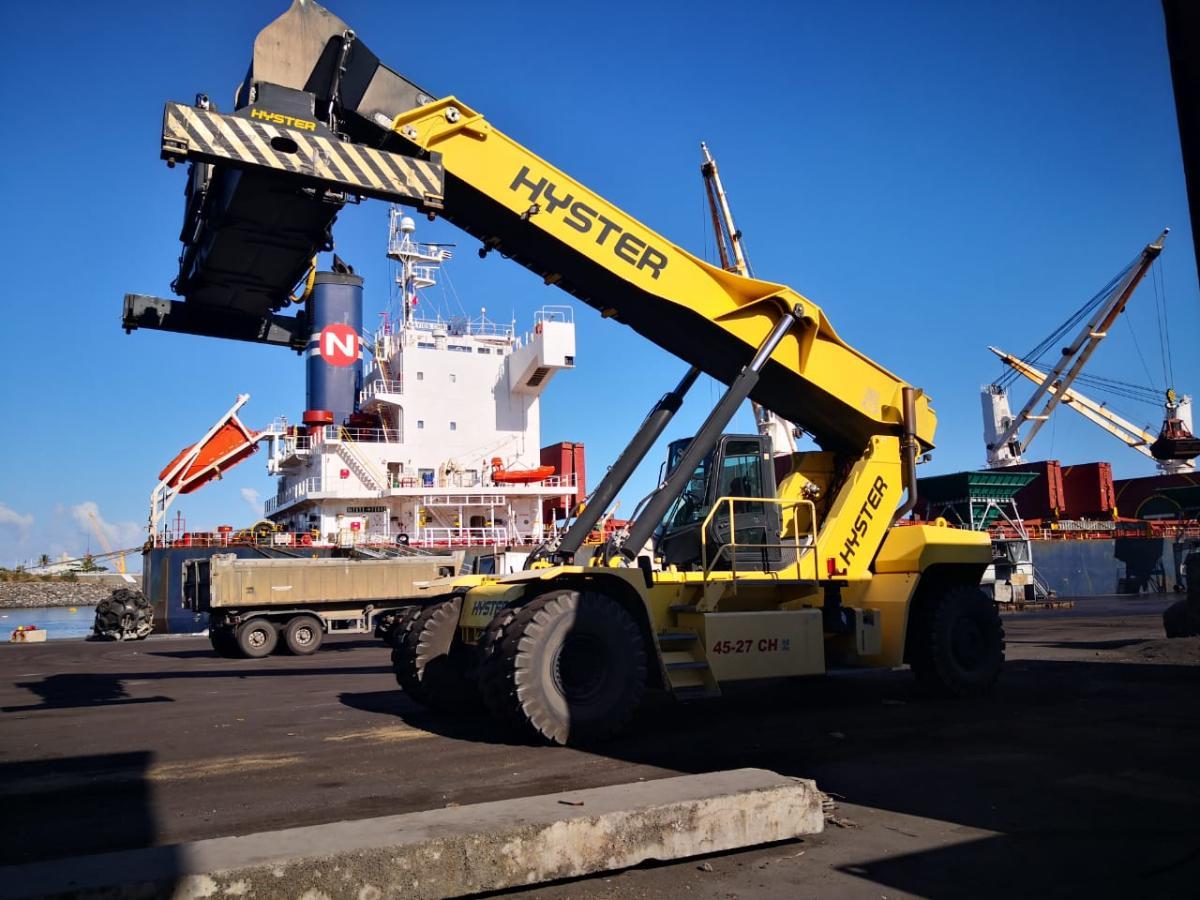 COR Coopérative Ouvrière Réunionnaise au Port