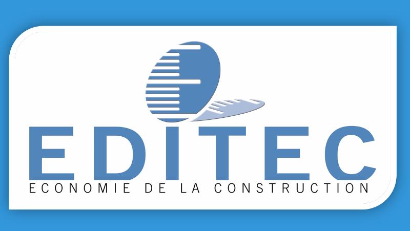 Logo EDITEC - Économie de la construction à Grenoble