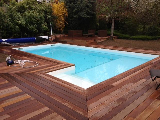 Terrasse en bois exotique(4)