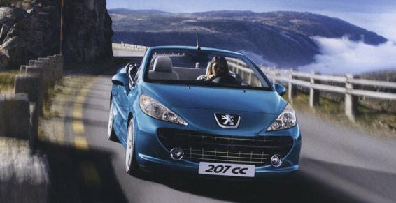 Automobiles à Bonneuil sur Marne- concessionnaire Peugeot 207 CC