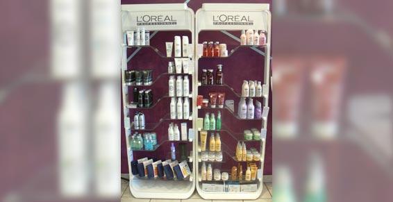 Élégance Coiffure - Castelnau le Lez - toute la gamme L'Oréal