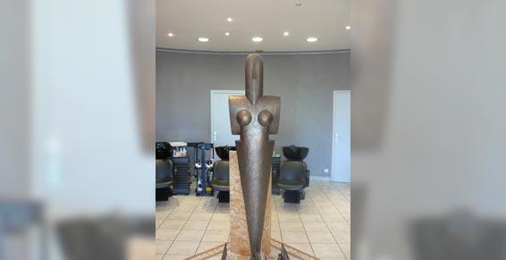 Élégance Coiffure - Coiffeurs - Castelnau le Lez - intérieur du salon
