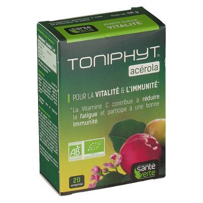 Santé Verte Toniphyt Acérola