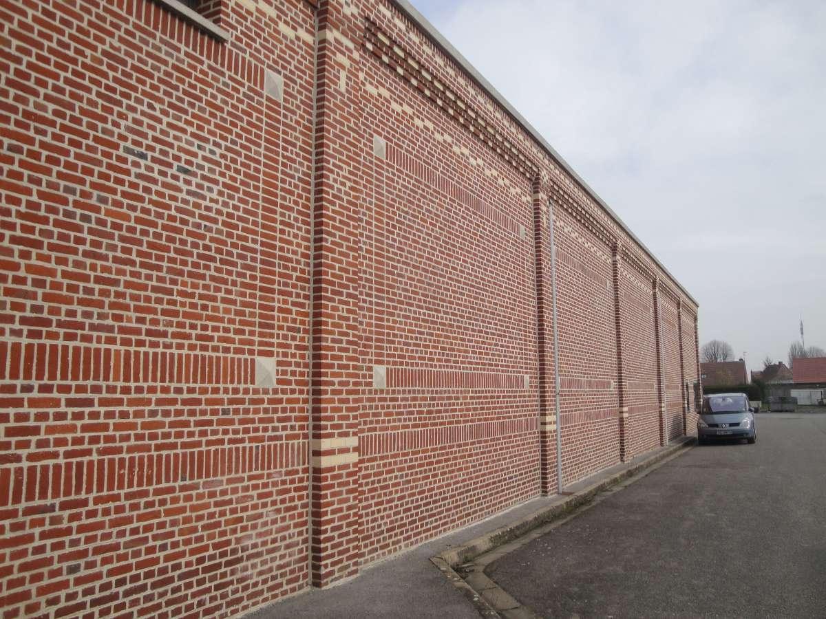 Ravalement de façades dans le Nord