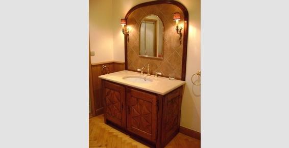 Pose meuble salle de bains