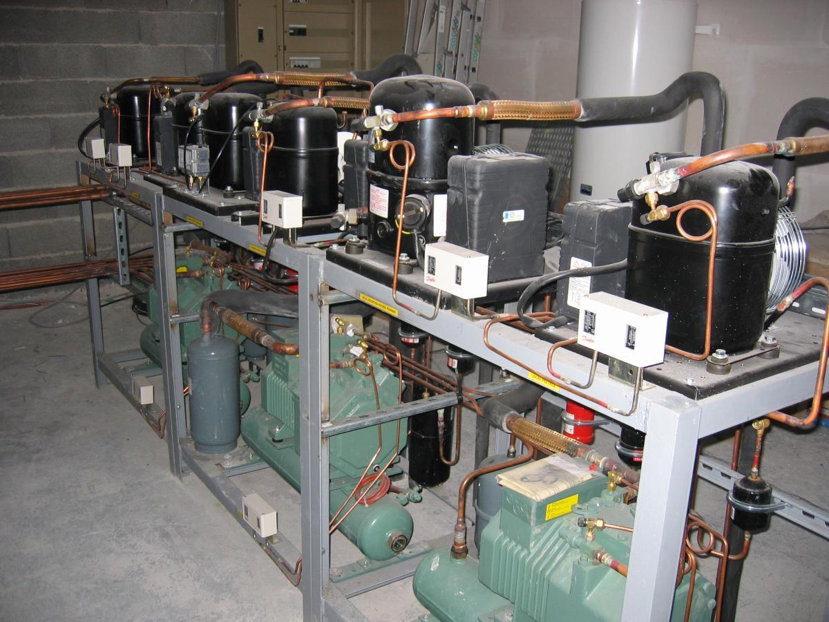 Système de production de froid