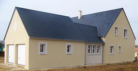 Pavillon neuf