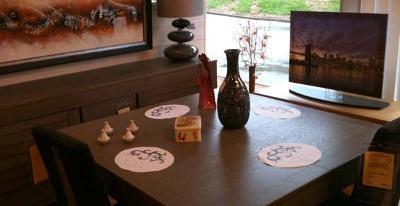 meubles - Table à manger et buffet