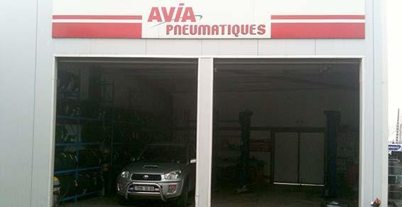 Vente et montage de pneus à Lannemezan - Ghislaine Calvet