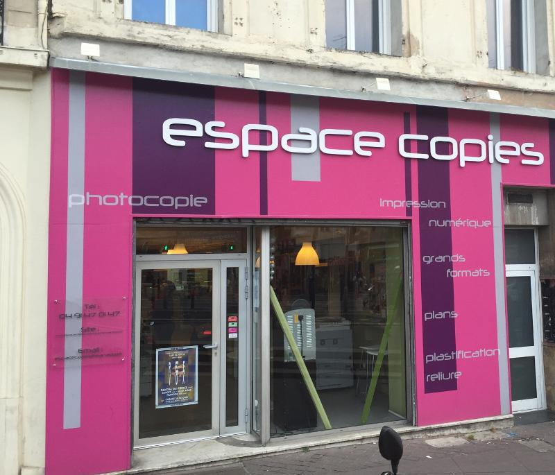 Espace Copies