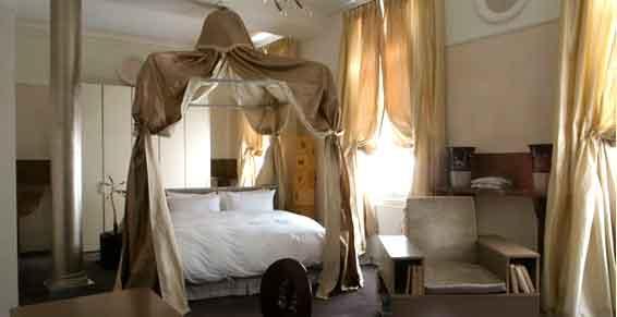 rideaux voilages - chambre Rideaux et meubles