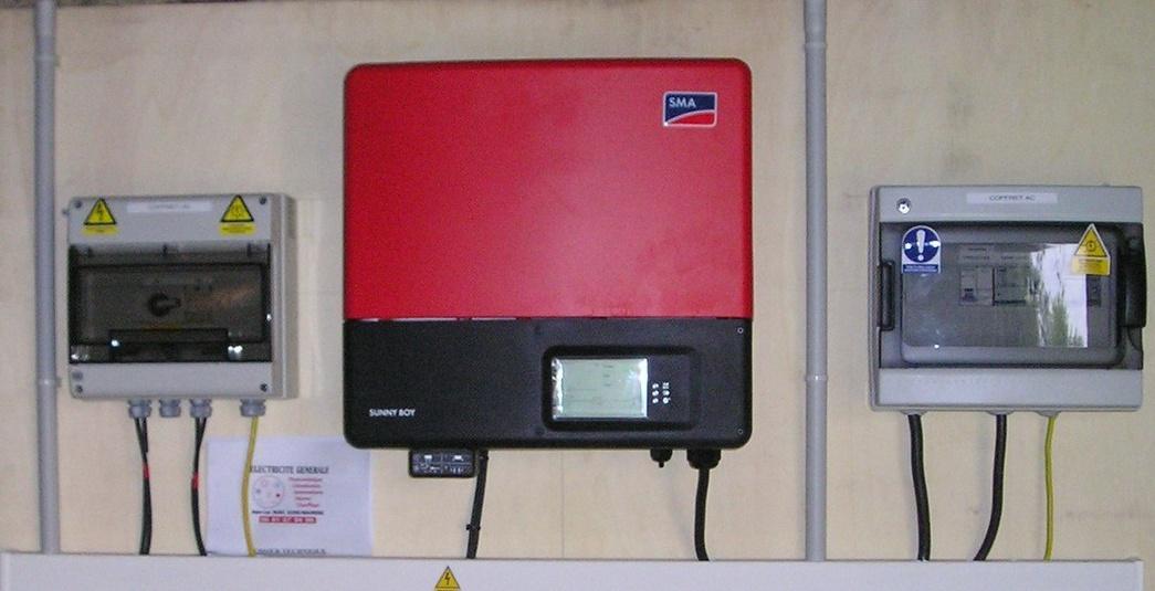 Onduleur photovoltaïque