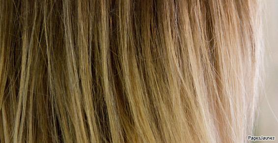 Retrouvez notre salon climatisé pour un lissage de vos cheveux