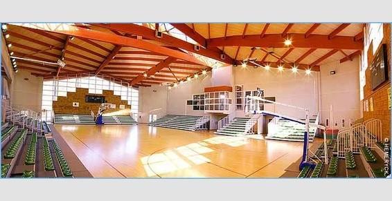 la salle de sports
