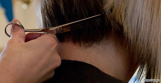 Coupe de cheveux adaptée au visage