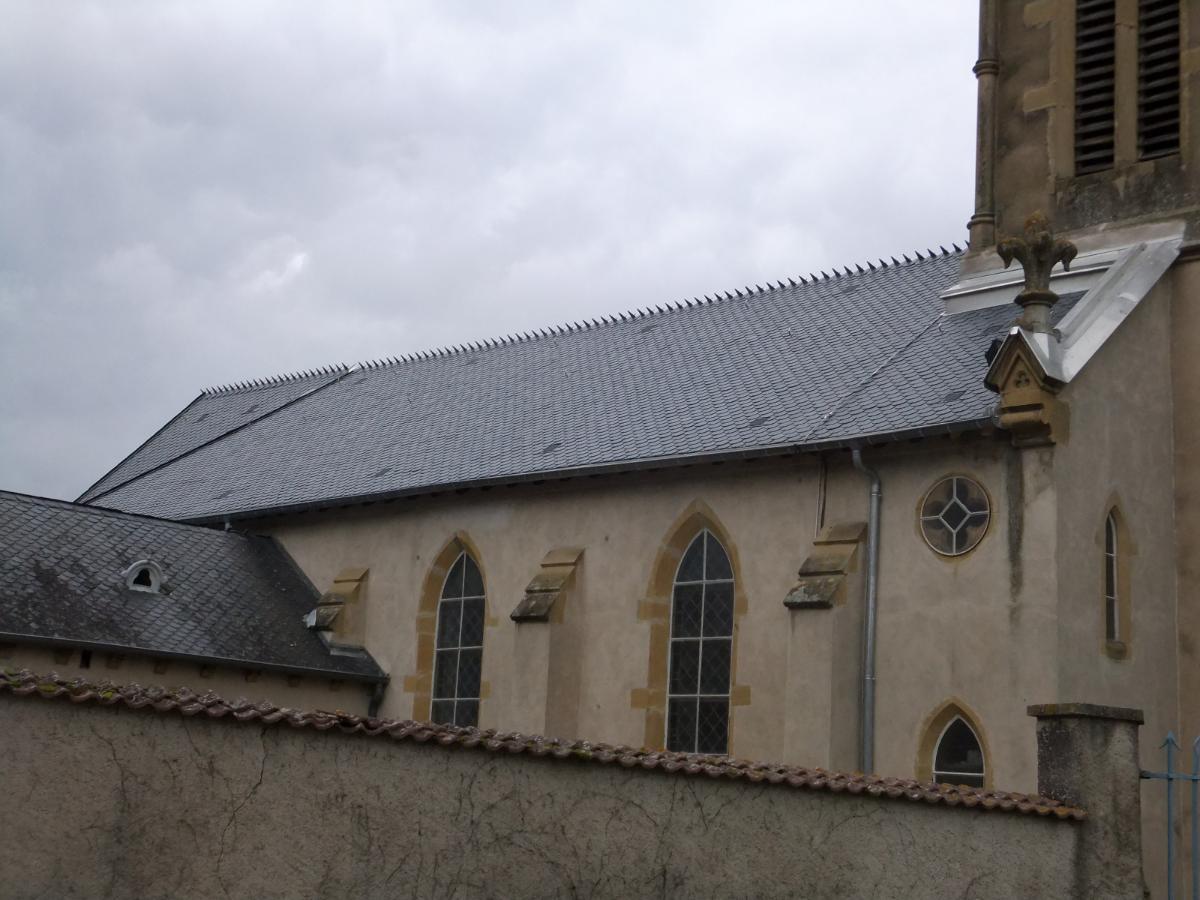 Monuments près de Metz - Bruno Charpentier à Glatigny en Moselle (57)