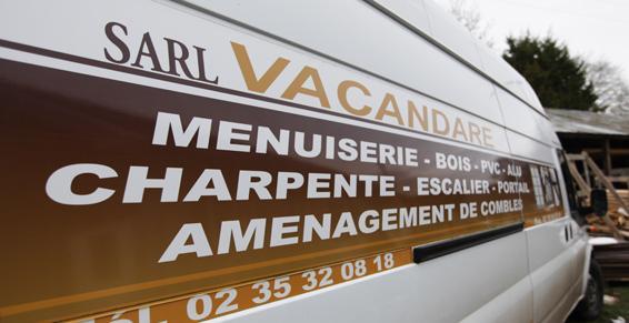 Vacandare SARL, menuiserie à Saint-Pierre-de-Manneville