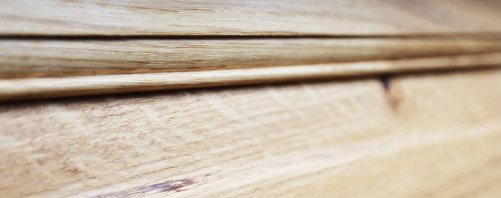 Le bois est notre passion.