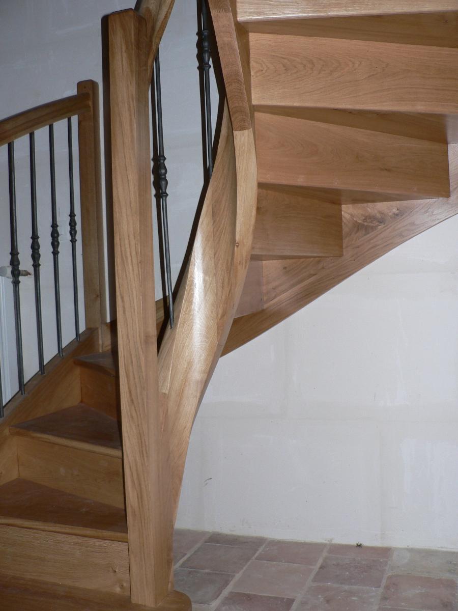 Eure-et-Loire (28) - AMC Distribution, fabrication et pose d'escaliers