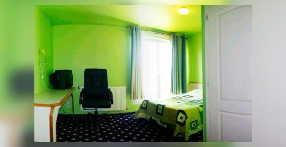 Hugotel Les Balladins - Chambre