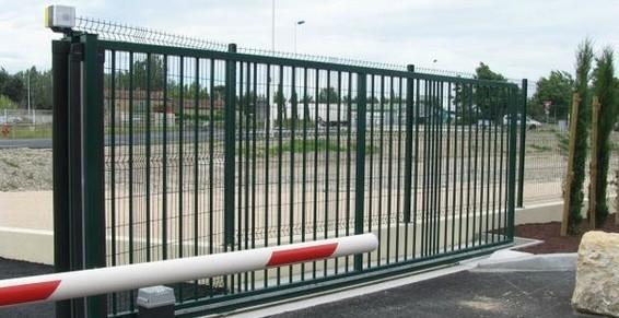 Barrières levantes et portails automatiques à Avignon
