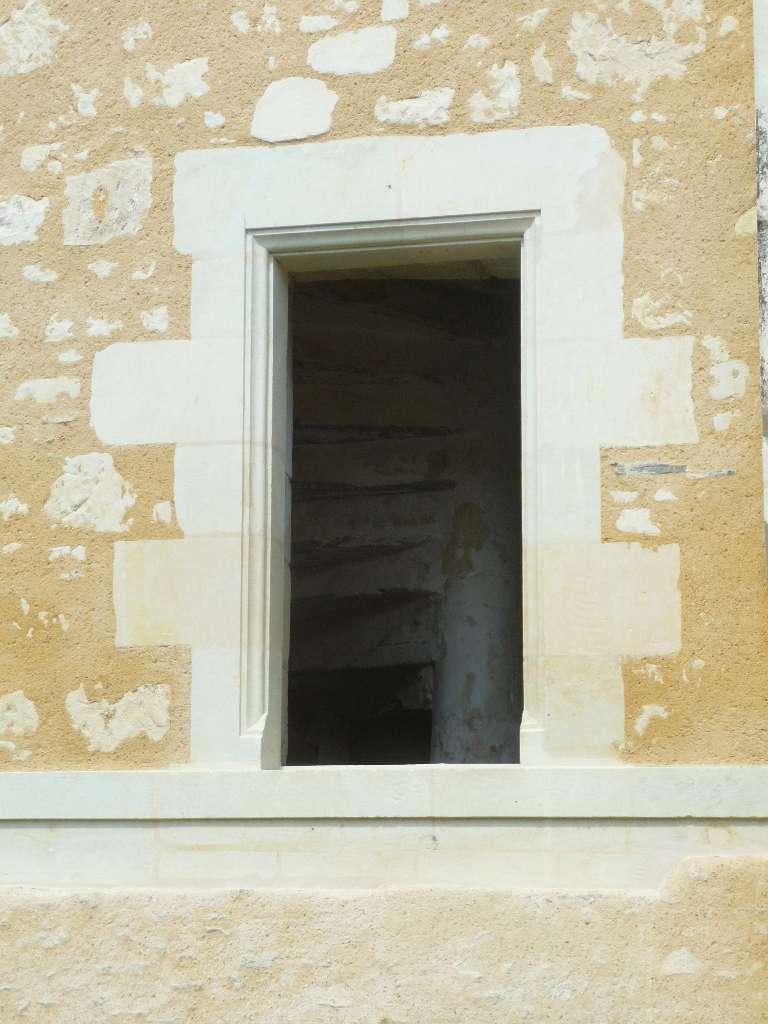 fenêtre tuffeau