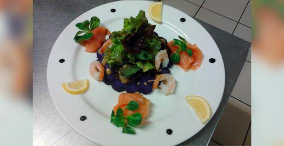 LV Coulon / Auberge De La Tour, Restaurant