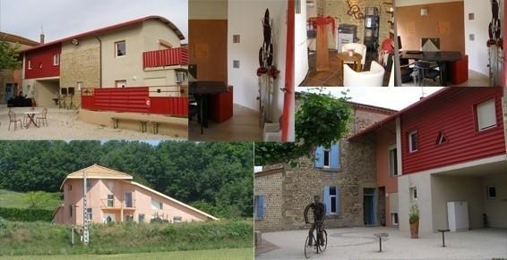 Mme Murat Sandrine à Chanos-Curson - Architecte