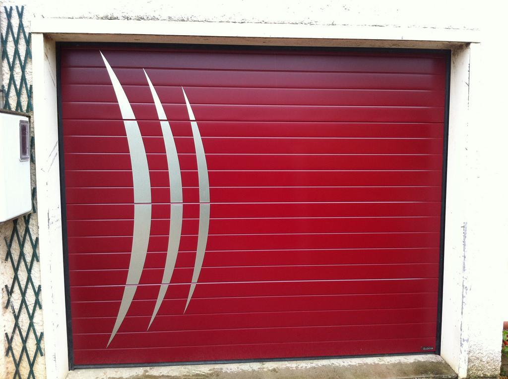 A.B.I Renov, porte de garage sectionnelle dans l'Eure