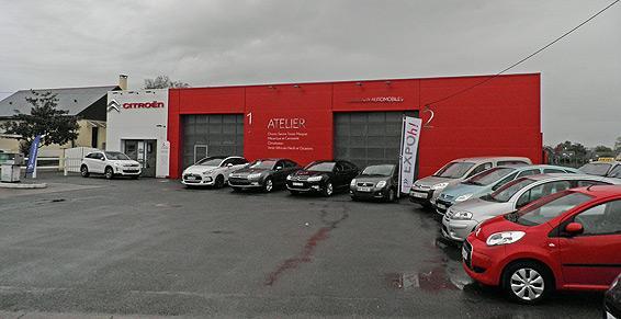Cantenay Epinard - MVEF Autos Cantenay Automobiles