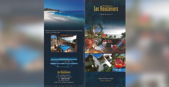 Résidence Hôtel Les Boucaniers à Saint-Paul