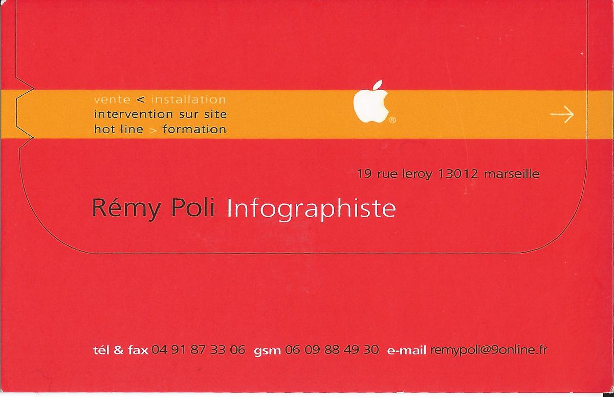 Dépannage-formation-apple - APPLE AES Infographic Rémy Poli à Marseille 12ème dans les Bouches-du-Rhône (13)