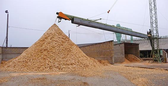 Produits connexes recyclés  Jayat et St Julien sur Reyssouze (Ain)