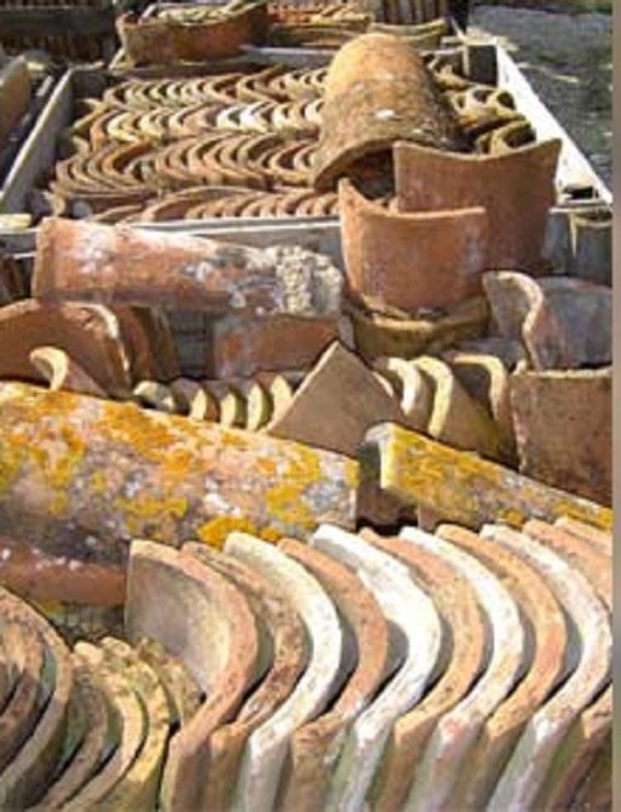 Berges Fabien à Auvillar - Achat de matériaux anciens