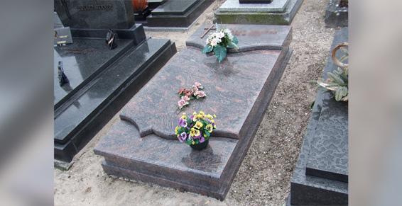 Haguenau - Tailleurs de pierre, entrepreneurs de monuments funéraires