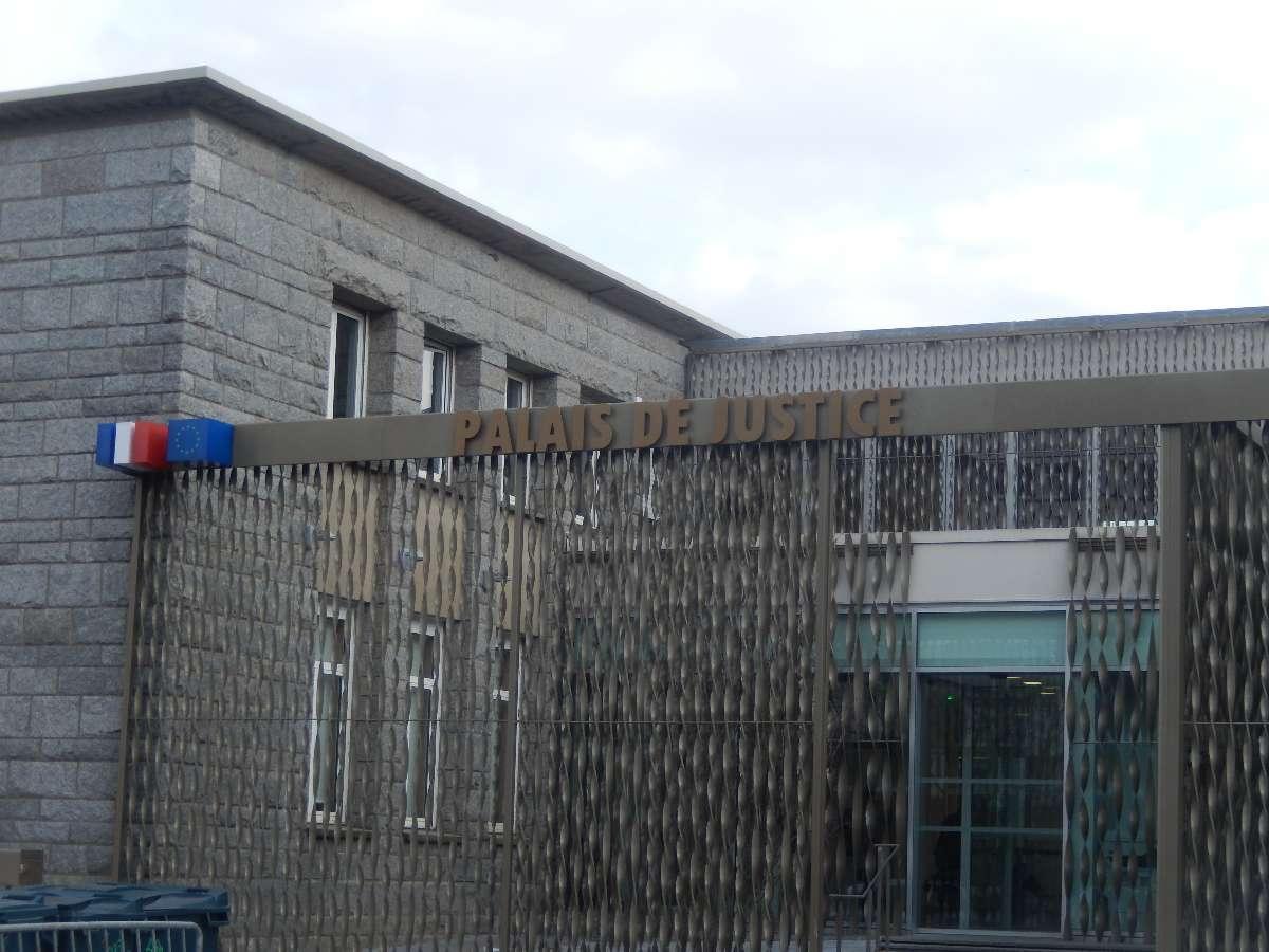 Palais de Justice de Lorient