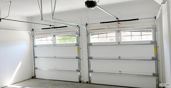 Portes de garage et automatismes en Vendée