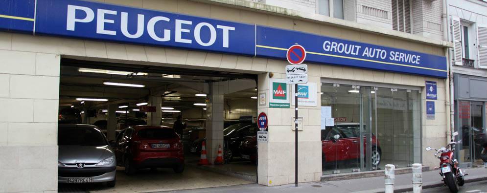 Votre garage automobile dans le 15e arrondissement