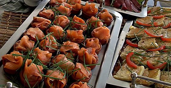 Traiteur buffets chauds et froids à Chatou