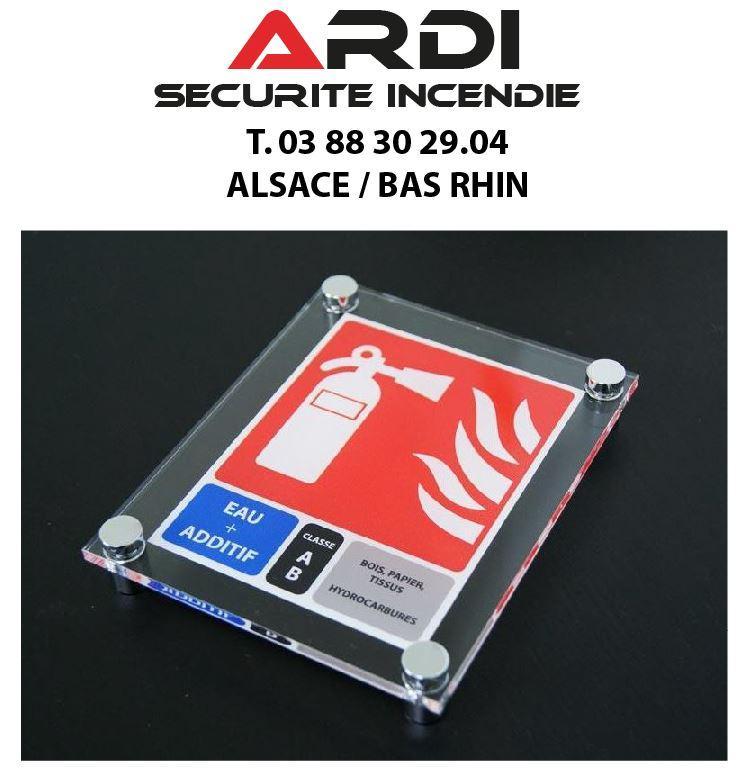 protection signalisation ARDI SECURITE INCENDIE