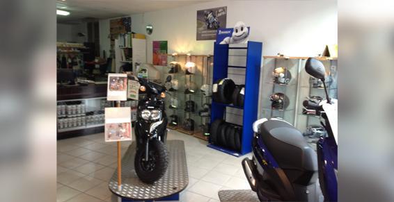 Les Cycles du Bouscat - vente scooters neuf et occasion