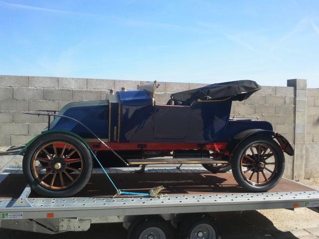 renault AX 1903