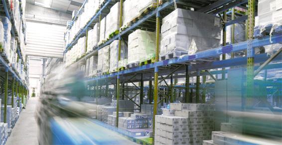 Services et conseils de logistique