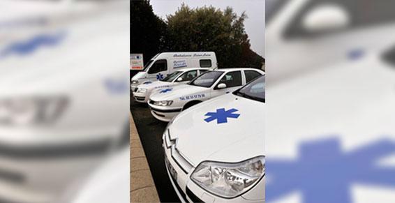 matériel médico-chirurgical - ambulances