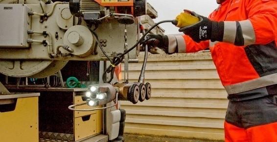 RABA Bordeaux - Déboucher une canalisation - camion