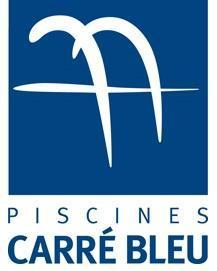 Enseigne Carré Bleu présente sur le marché de la piscine depuis 1972