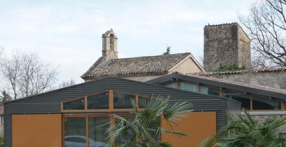 Architecture alliant tradition et modernité