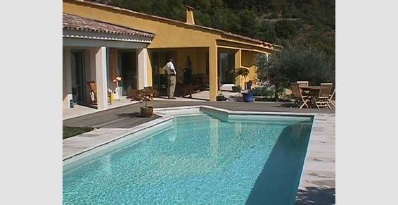 Réalisation d'une maison individuelle et sa piscine