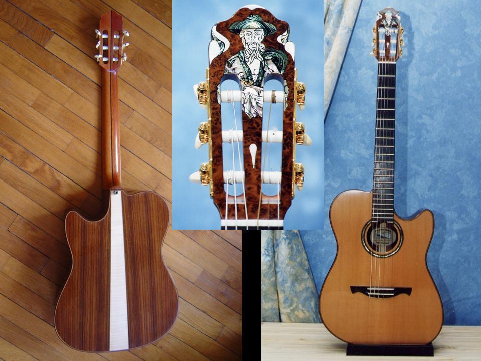 SIMON PERRIN CG2000 - luthier - Luthronic - Mulhouse
